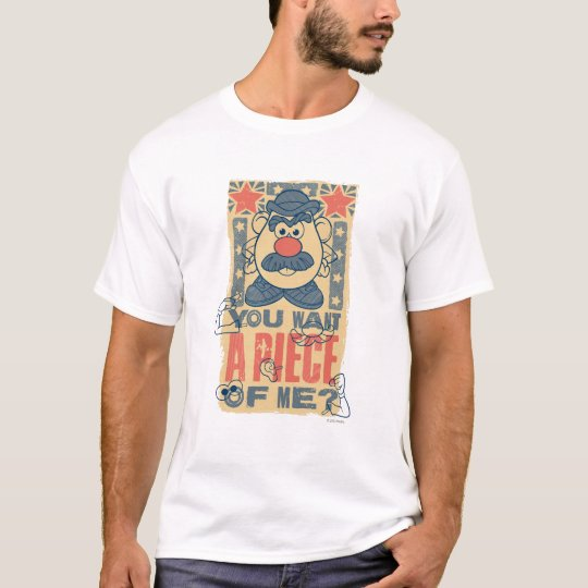 You Want a Piece of Me T-Shirt