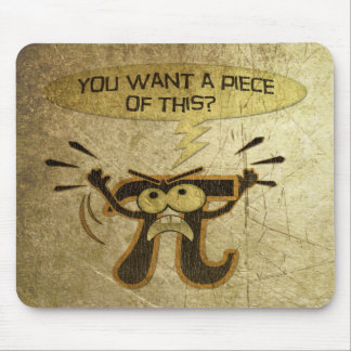You Want A Piece of This Mousepad