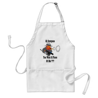 You Want A PieceOf Me ???, Adult Apron