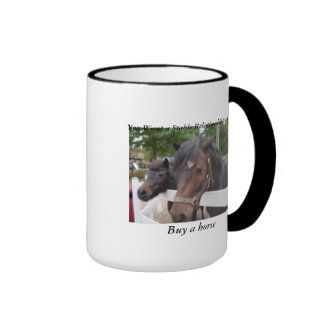 You Want a Stable Relationship? Buy a Horse Coffee Mugs