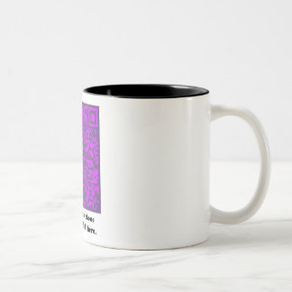 You Want My Phone Number? Purple Mug