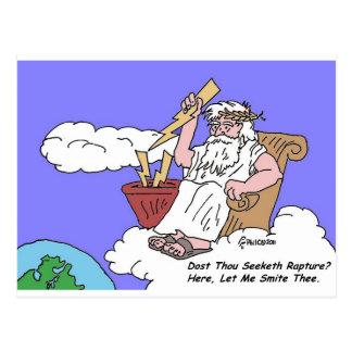 You want Rapture? Postcard