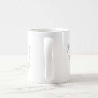 You want to marry me every day? (PCF) Coffee Mug