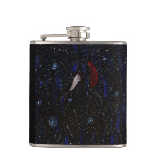 You were my universe flask