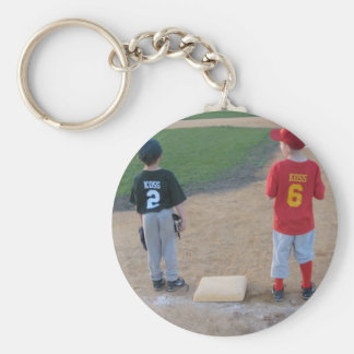 You Were Out Keychain