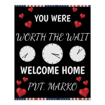 You Were Worth the Wait Poster