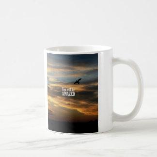 You Will Be Amazed Classic White Coffee Mug