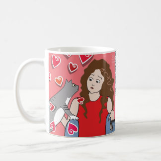 """You Will Be Mine"" (from The Pride Cartoon)... Mug"
