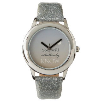 You Will Intuitively Know Wrist Watch