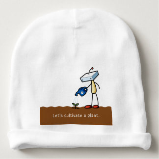 < You will raise the plant > Let's cultivate a Baby Beanie