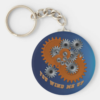You Wind Me Up Keychain