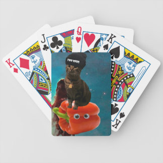 you wish bicycle playing cards