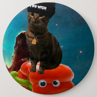 you wish pinback button
