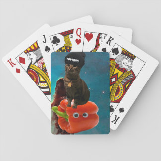 you wish playing cards