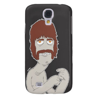You wish you had a stache like that galaxy s4 case