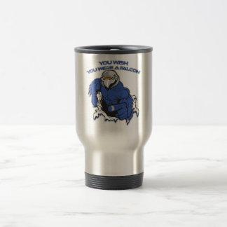 You Wish You Were A Falcon! Travel Mug