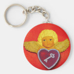 You Won My Heart Valentine Key Chain