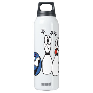 You Wont Break My Balls 16 Oz Insulated SIGG Thermos Water Bottle