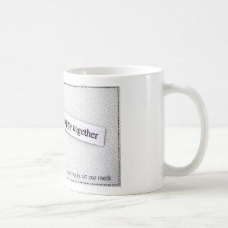 youandmehappswrl classic white coffee mug
