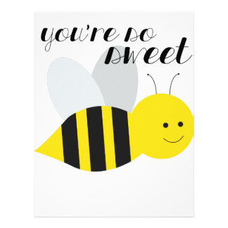 Youare So Sweet Letterhead