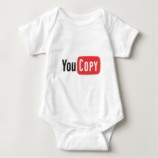 YouCopy Baby Bodysuit