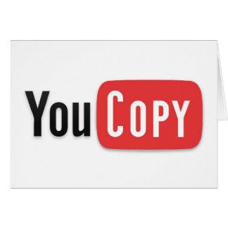 YouCopy Card