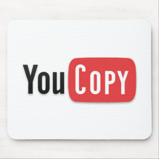 YouCopy Mouse Pad