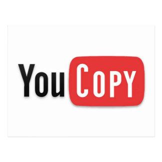 YouCopy Postcard