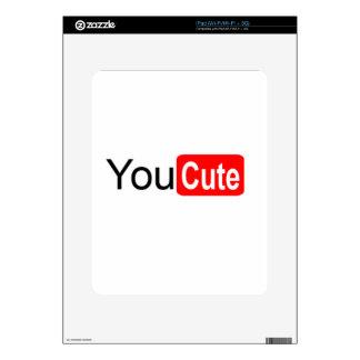 YouCute iPad Skin