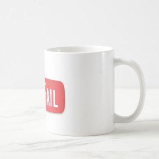 YouFail Classic White Coffee Mug