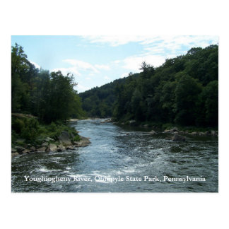 Youghiogheny River Postcards