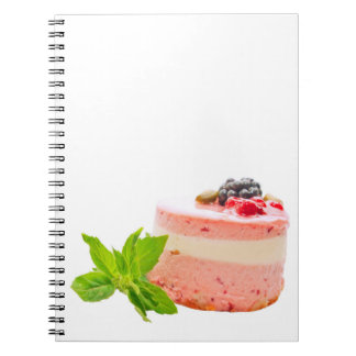 yougyrt cake notebook