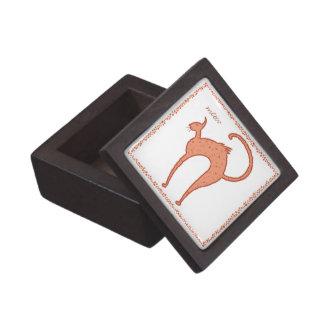 Youko Meow Cat Keepsake Box