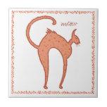Youko Meow Cat Tile