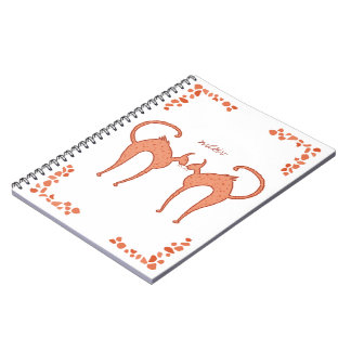Youko meow Cats Notebook
