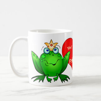 You'll Always be my Princess Frogs Mug