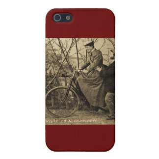 You'll Do All Right Vintage 1915 iPhone SE/5/5s Cover