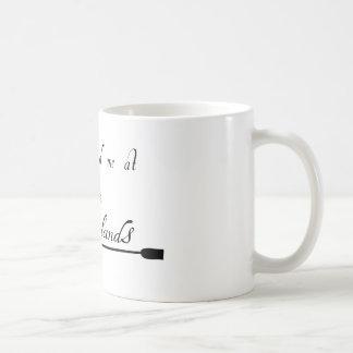 You'll Find me at Club Shadowlands Coffee Mug