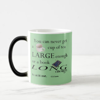 You'll never find a cup of tea