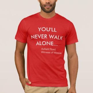 You'll Never Walk Alone Liverpool FC T-Shirt