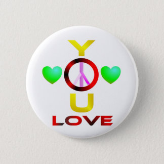 YouLove Pinback Button