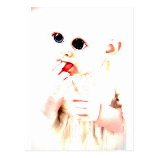 YouMa Alien Baby 2 Post Cards