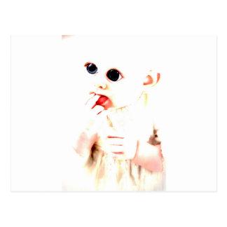 YouMa Alien Baby 2 Postcard