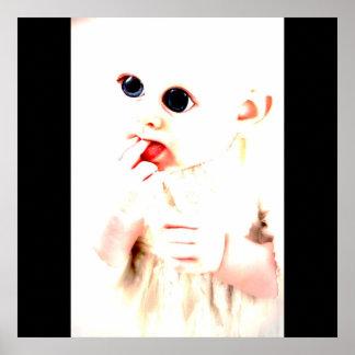 YouMa Alien Baby! 2 Posters