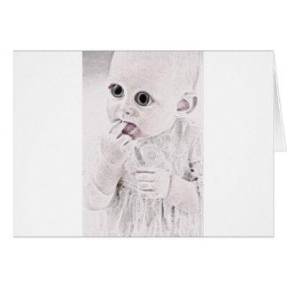 YouMa Alien Baby 3 Card