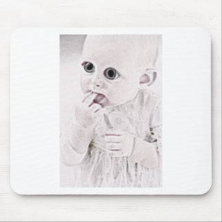 YouMa Alien Baby 3 Mouse Pad
