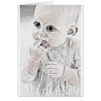 YouMa Alien Baby 4 Card