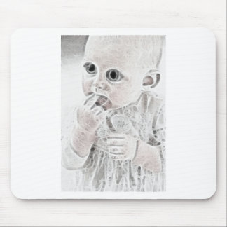 YouMa Alien Baby 4 Mouse Pad
