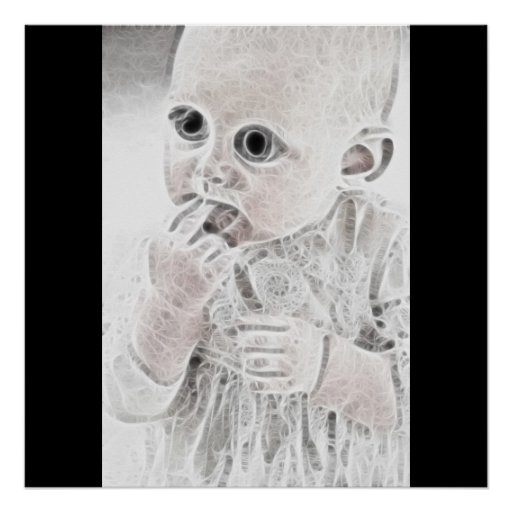 YouMa Alien Baby! 4 Poster