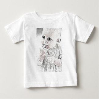 YouMa Alien Baby 4 T-shirt